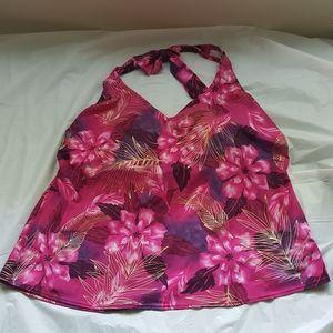 2 Piece Avenue Swimsuit Size 28 Nwot $58